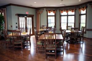 Craftsman Cottage - Dining Room