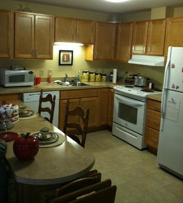 St. Paul Village - Kitchen