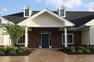 Colonial Cottages - Entrance