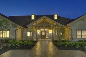Craftsman Cottage - Front Entry