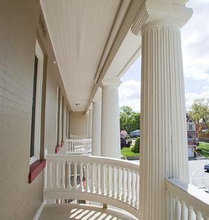 The Elberon - Balcony