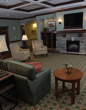 Craftsman Cottage - Hearth Room