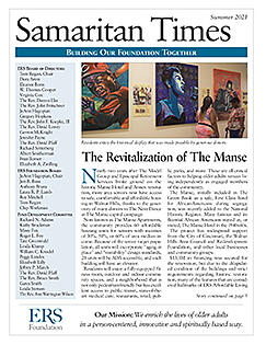 The Samaritan Times Newsletter SUMMER 2021