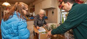 Deupree Meals On Wheels - St. Thomas Volunteers