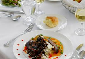 Deupree House - Formal Dining