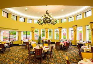 Marjorie P. Lee - Dining Room