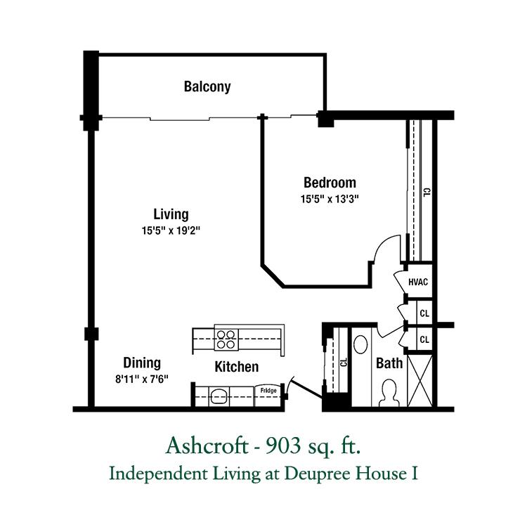 Deupree House - Ashcroft