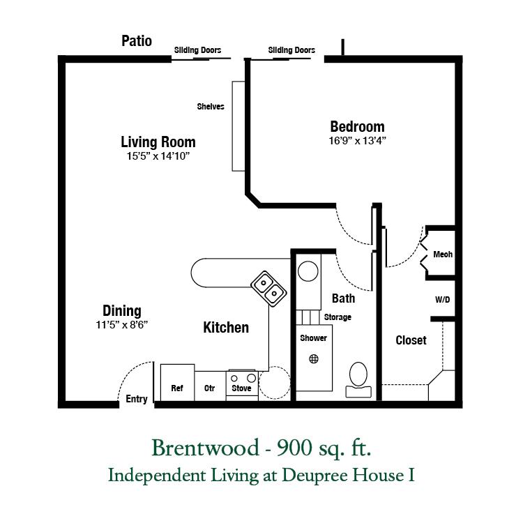 Deupree House - Brentwood