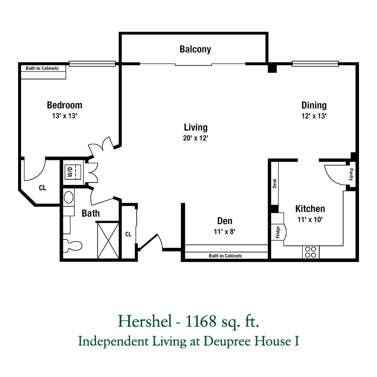Deupree House - The Hershel