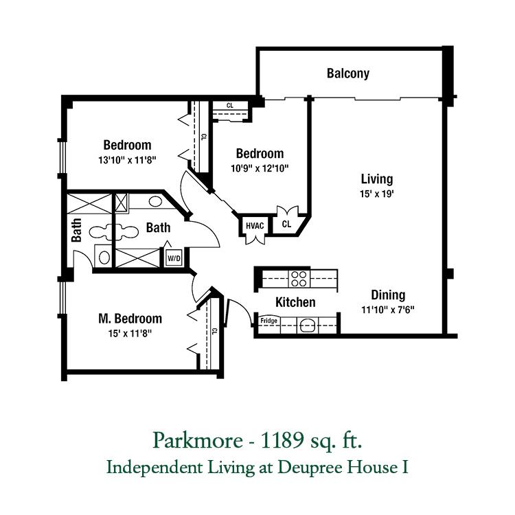 Deupree House - Parkmore