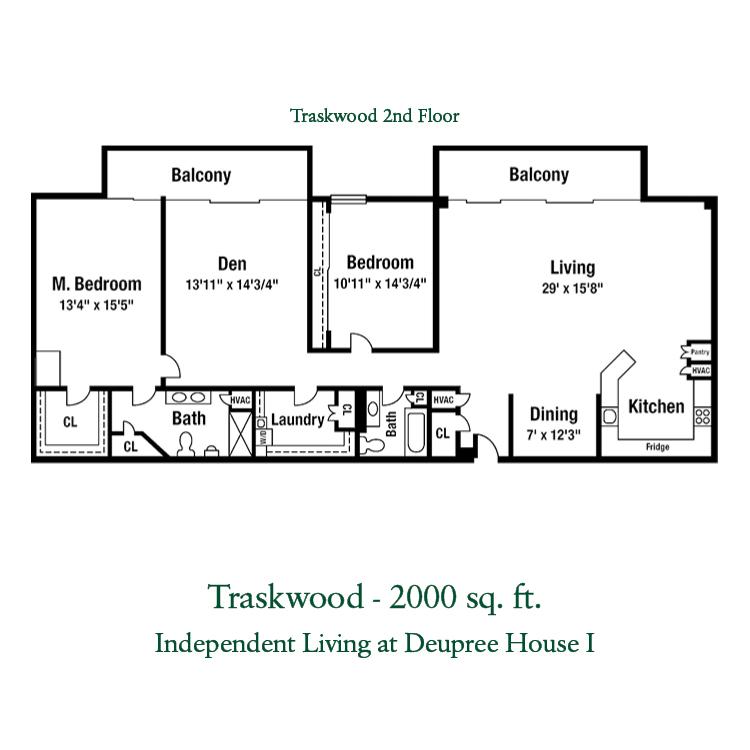 Deupree House - Traskwood
