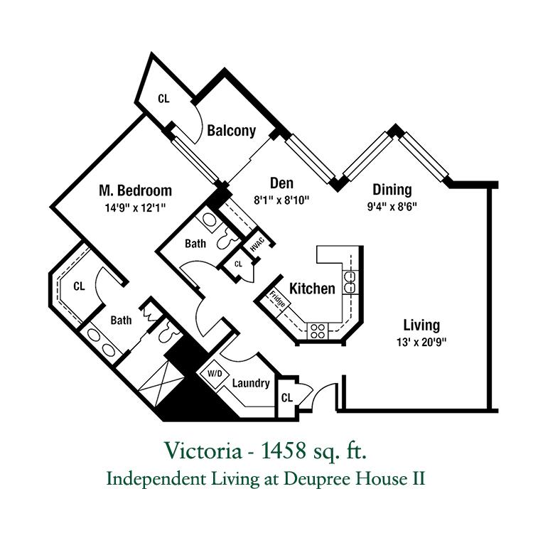Deupree House - Victoria