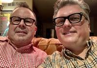 Emerson Stambaugh and Michael Abernathy