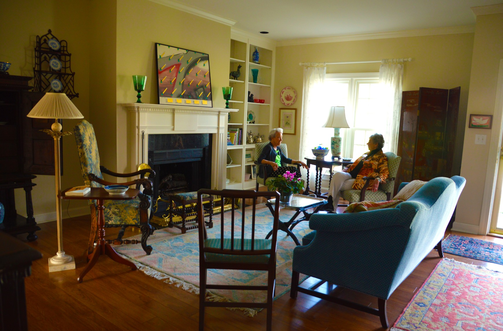 Dudley Square Living Room