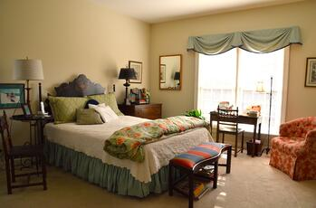 Dudley Square Master Bedroom
