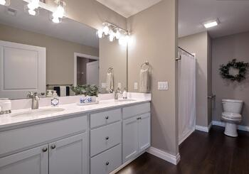 The Cumberland ensuite bath at Dudley Square Episcopal Church Home