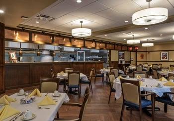 Episcopal Church Home restaurant Grille 75