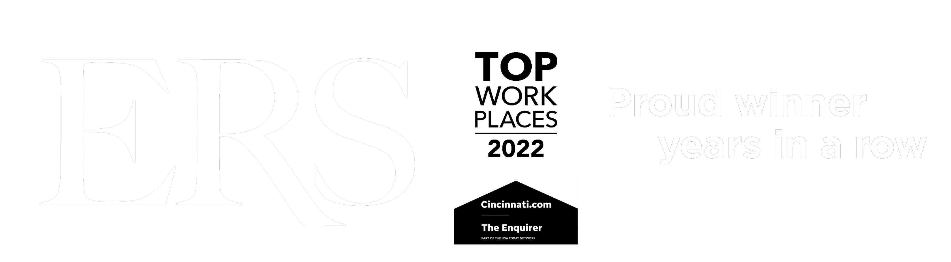 ERS - Top Places to Work 2021
