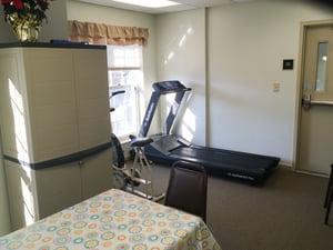 St. Pius Place - Community Treadmill