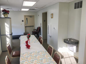 St. Pius Place - Community & Dining Space