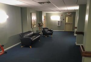 St. Pius Place - Hallway