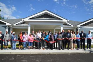 Trent Village - Grand Opening