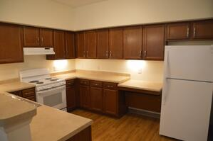 Knowlton Place - Kitchen