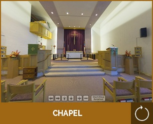 Marjorie P. Lee - Virtual Tour - Chapel