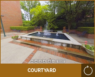 Marjorie P. Lee - Virtual Tour - Courtyard