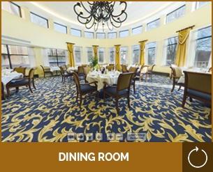 Marjorie P. Lee - Virtual Tour - Dining Room
