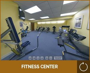 Marjorie P. Lee - Virtual Tour - Fitness Center