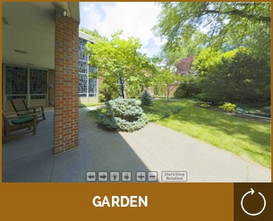 Marjorie P. Lee - Virtual Tour - Garden