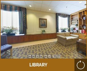 Marjorie P. Lee - Virtual Tour - Library