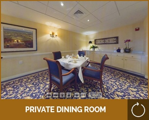 Private Dining Room Virtual Tour