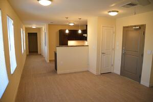 Central Parkway Place - Apartment Interior