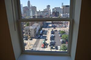 Central Parkway Place - The View!