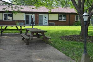 Westminster Court - Picnic Area