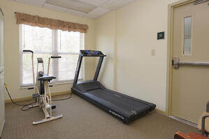St. Pius Place - Fitness Facility