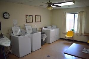 Prairie Oaks - Onsite Laundry