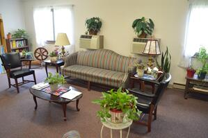 Prairie Oaks - Living Room