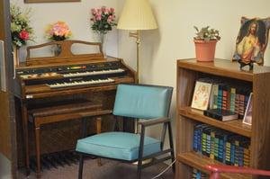 Prairie Oaks - Organ