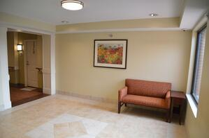 Trent Village - Hallway