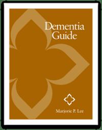 Marjorie P. Lee - Dementia Guide