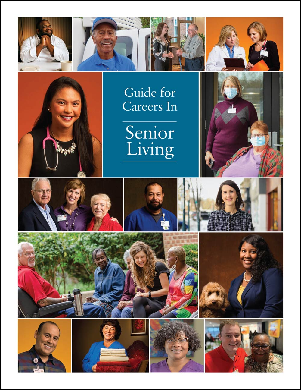 Senior Care Careers Guide by ERS
