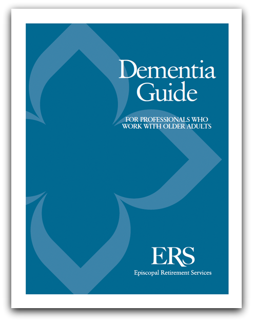 Dementia Guidebook for Professionals by ERS